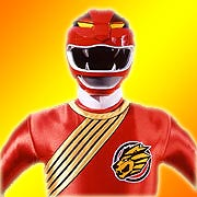 RED WILD FORCE RANGER